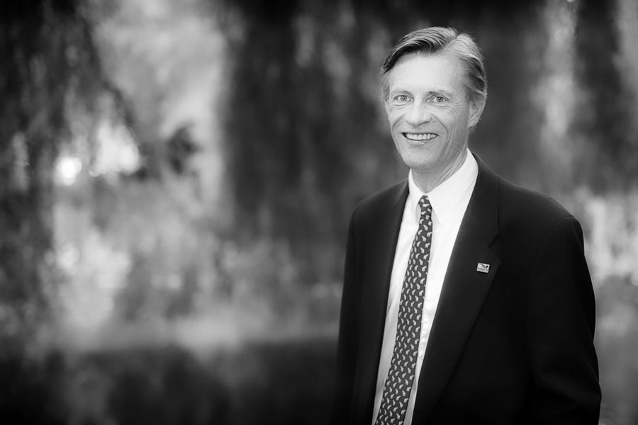 Bürgermeister Jan-Hendrik Röhse